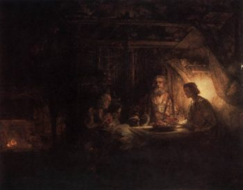 Baucis and Philemon - Rembrandt - Episode One - Find Your Gods