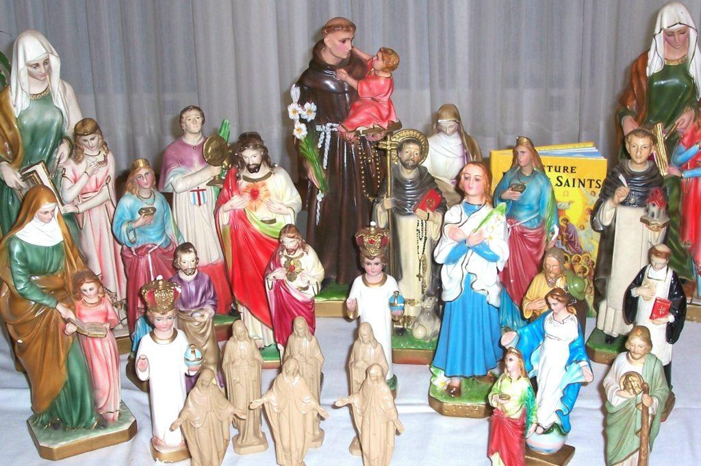 Plaster Saints