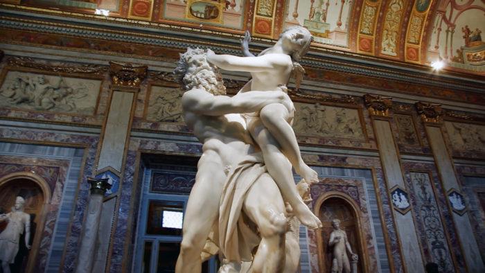 Bernini Rape of Persephone - Find Your Gods