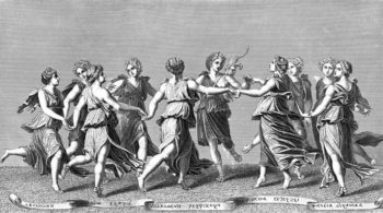 Muses Dancing - Find Your Gods