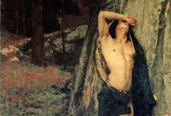 Orpheus' Sorrow Pascal-adolphe jean dagnan bouveret